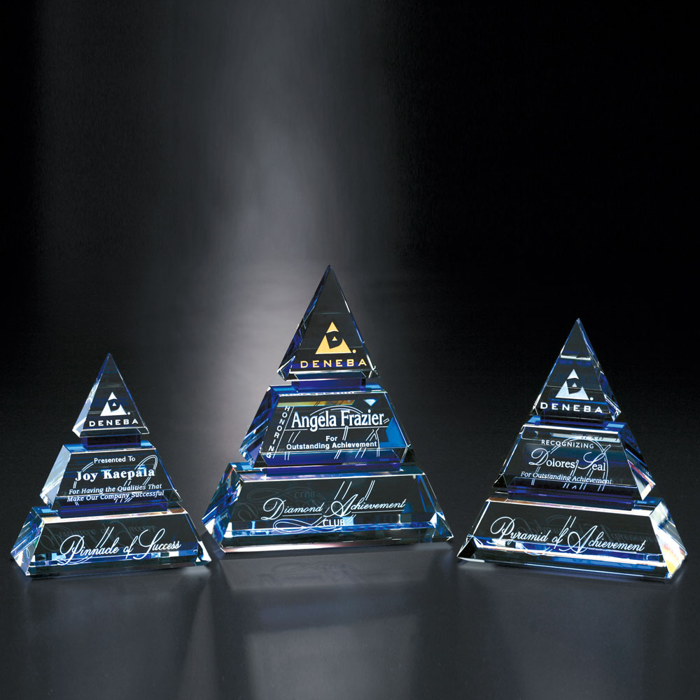 "Accolade Pyramid 7"""