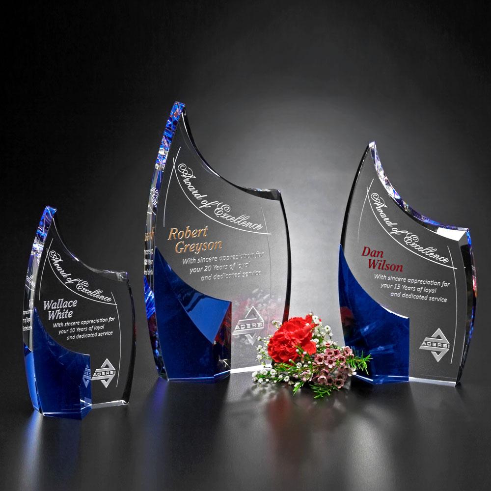 "Allure Award 8-1/2"""