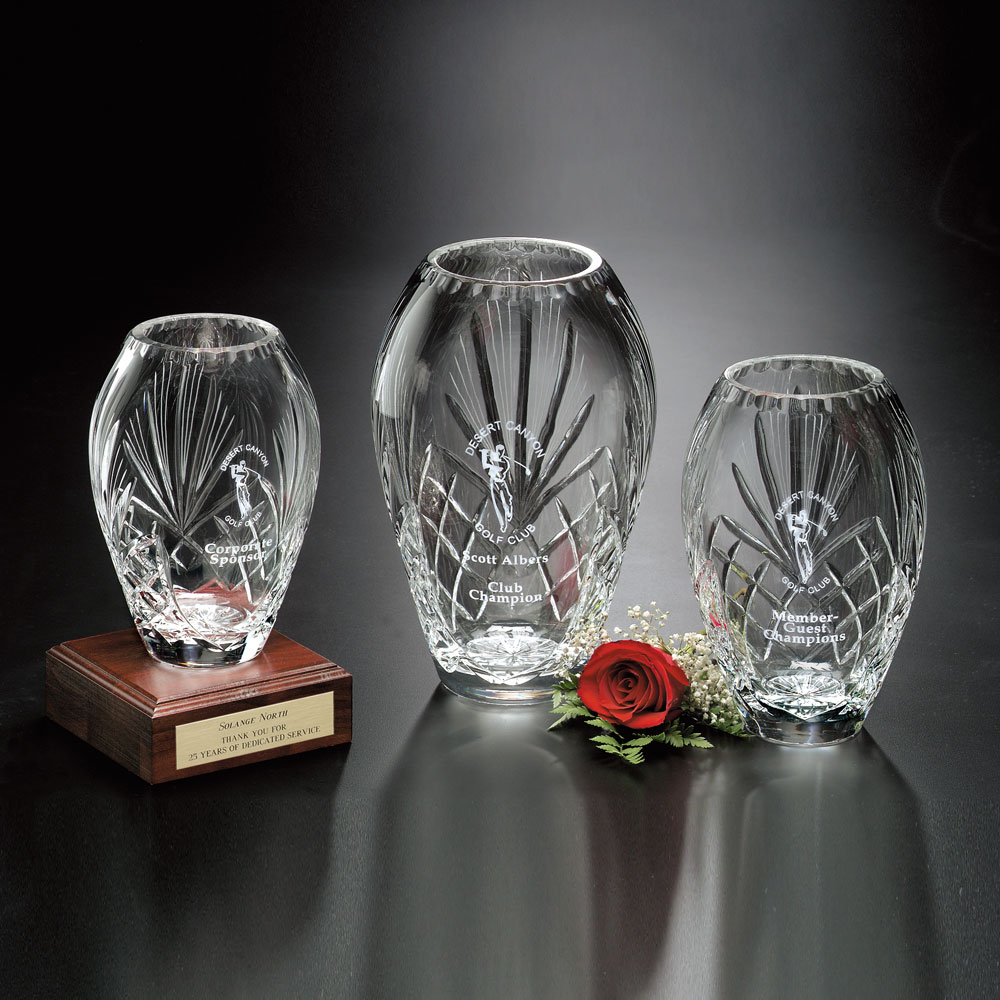 """Durham Barrel Vase 7"""""""