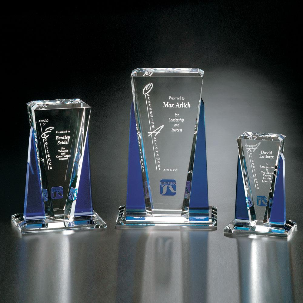 "Sentinel Award 10-1/2"""