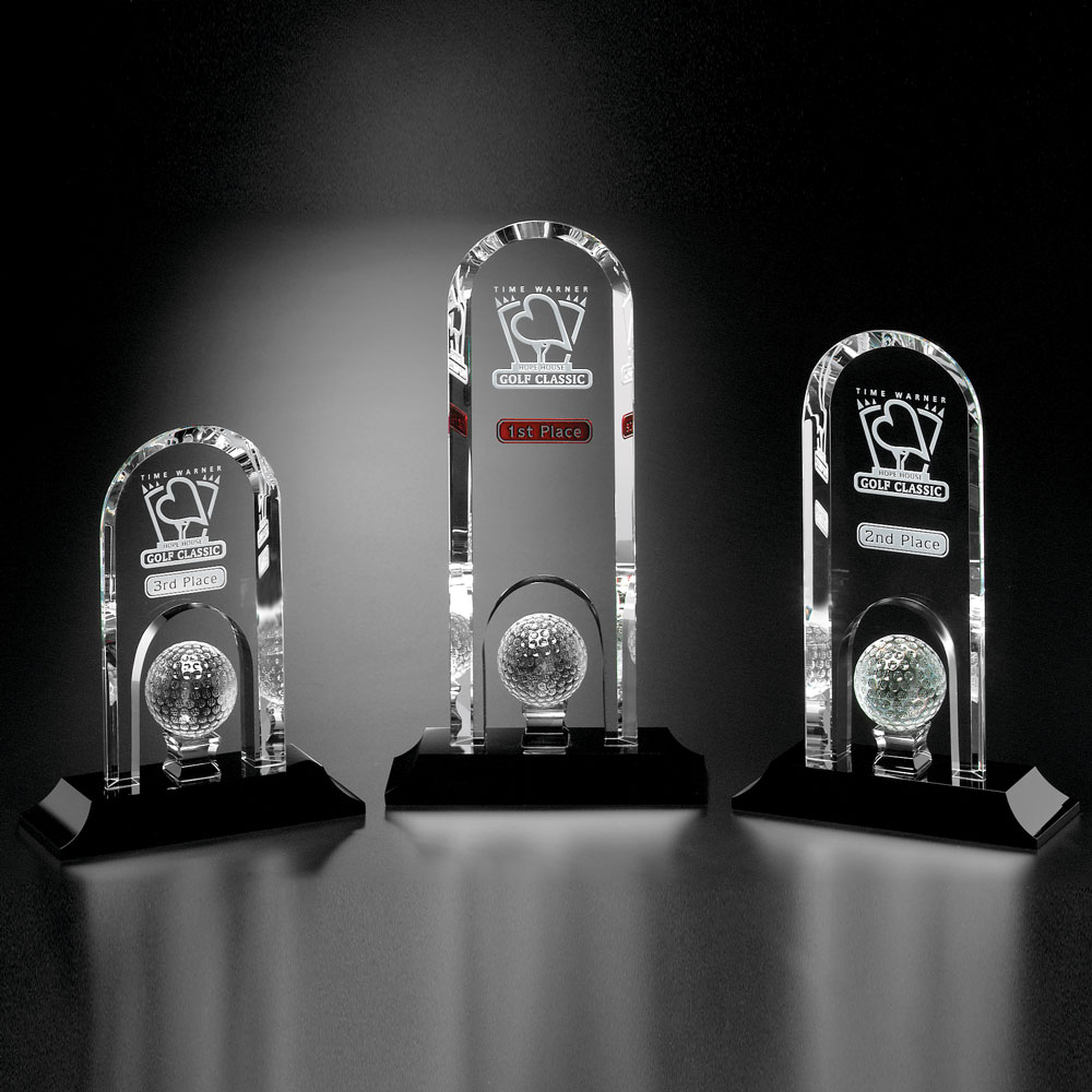 "Springfield Golf Award 10-1/2"""