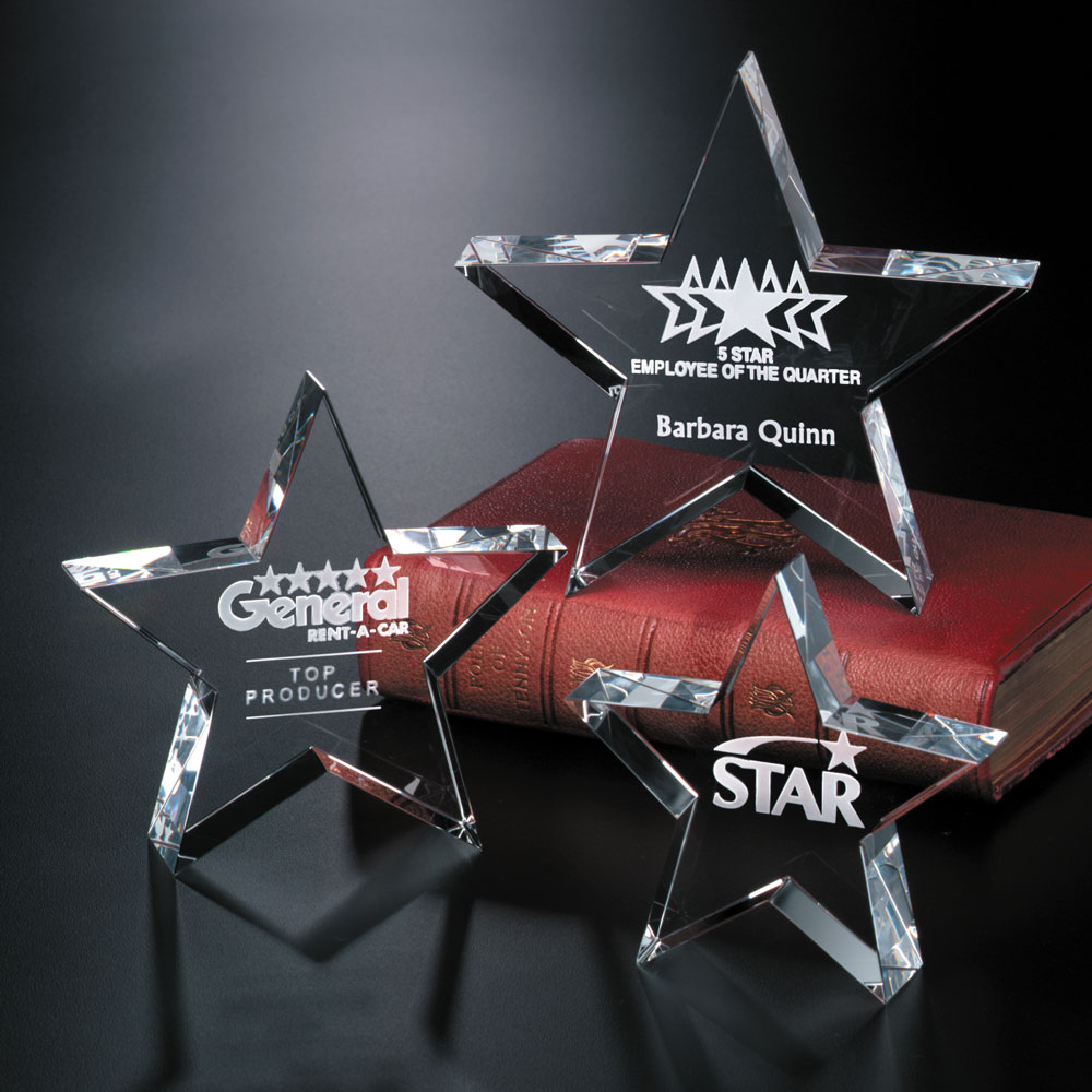 Tapered Star 4""