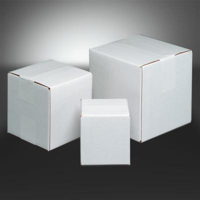 White Corrugated