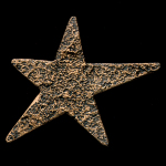 Star Bronze Accent