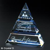 """Accolade Indigo Pyramid 7"""""""