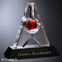 "Alden Award 8-1/2"""