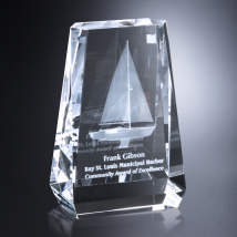 "Aspen Award 6-1/2"""