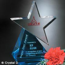 "Azure Star 6-1/2"""