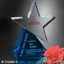 "Azure Star 9-1/2"""