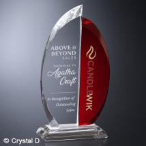 Beacon Ruby Award 10""