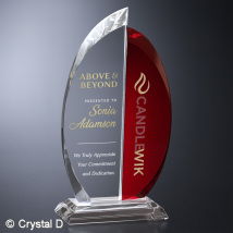 Beacon Ruby Award 12""