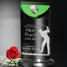 """Birdie Award 9-1/4"""""""