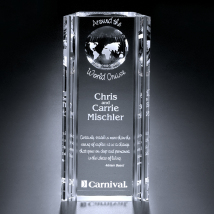 Capricorn Global Award 10""