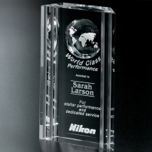 Capricorn Global Award 8""
