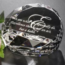 """Cascade Award 3"""" Dia."""