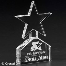 """Celestial Star 6-1/2"""""""