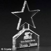 """Celestial Star 7-1/4"""""""