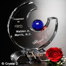 "Chalcee Award 7-1/2"""