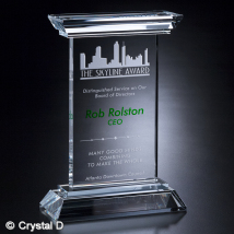 Chatfield Award 9""