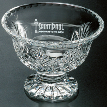 "Durham Footed Trophy Bowl 9-1/2"" Dia."
