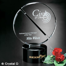 "Equinox Award 9-3/4"""