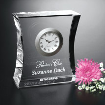 Expectation Clock 5-1/4""