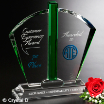 "Fandango Award 8-1/4"""