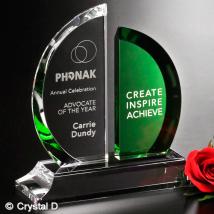 "Greenley Emerald Award 8-1/2"""