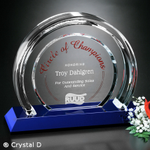 "Halo Indigo Award 8"""