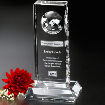 Lewiston Global Award 8""