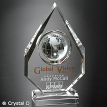 Magellan Global Award 9""