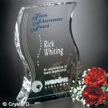 """Malibu Award 7-1/2"""""""
