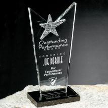 """Mirage Award 9-1/2"""""""