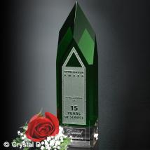 "Monolith Emerald Award 9"""