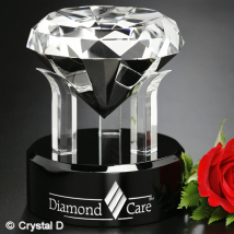 Radiant Diamond 5""