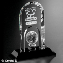 "Springfield Golf Award 8-1/2"""