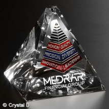 Stockton Pyramid 3""