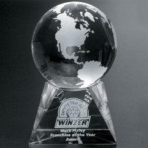 "Triad Globe 3-1/8"" Dia."