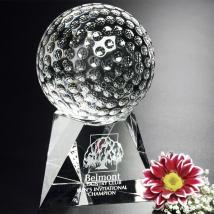 """Triad Golf Award 3-1/8"""" Dia."""