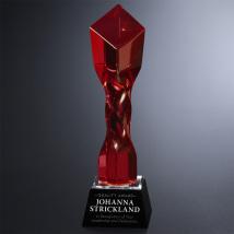 "Twisted Diamond Ruby Award 11"""