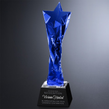 Twisted Star Indigo Award 11""