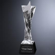 "Twisted Star Optical Award 11"""