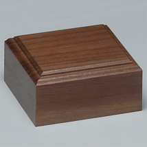 Walnut Base 3-1/4""