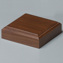 Walnut Base 4""