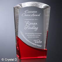 Wellton Ruby Award 6""