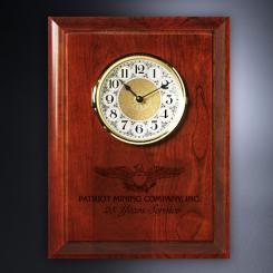 Americana Wall Clock Image