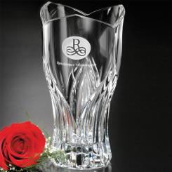 """Ancona Trophy Vase 8"""" Image"""