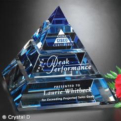 """Apogee Pyramid 5-1/2"""" Image"""