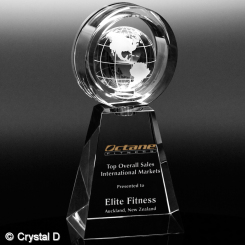 "Awards In Motion® Global Ring 11"" Image"