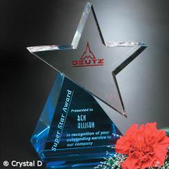 "Azure Star 8"" Image"